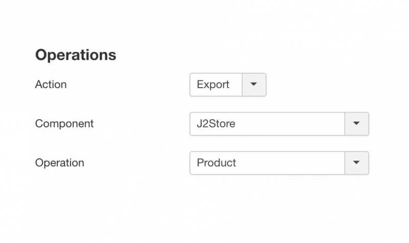 Export of product_url in J2Store Product export